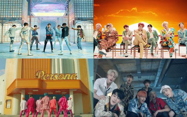 Hậu lết lên 200 triệu views với thời gian chậm kỷ lục, BTS lấy lại phong độ với cột mốc nửa tỷ views cho bài hát... b-side, MV sơ sài toàn vũ đạo! - Ảnh 4.