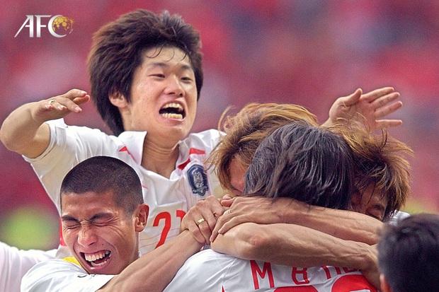 HLV Park Hang-seo nói về kỳ tích hạnh phúc cùng Hàn Quốc ở World Cup, từng bị coi là nỗi hổ thẹn châu Á - Ảnh 1.