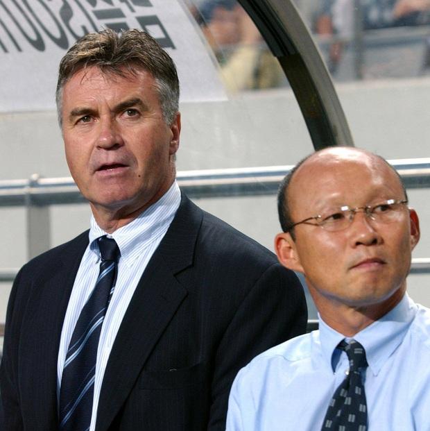 HLV Park Hang-seo nói về kỳ tích hạnh phúc cùng Hàn Quốc ở World Cup, từng bị coi là nỗi hổ thẹn châu Á - Ảnh 4.