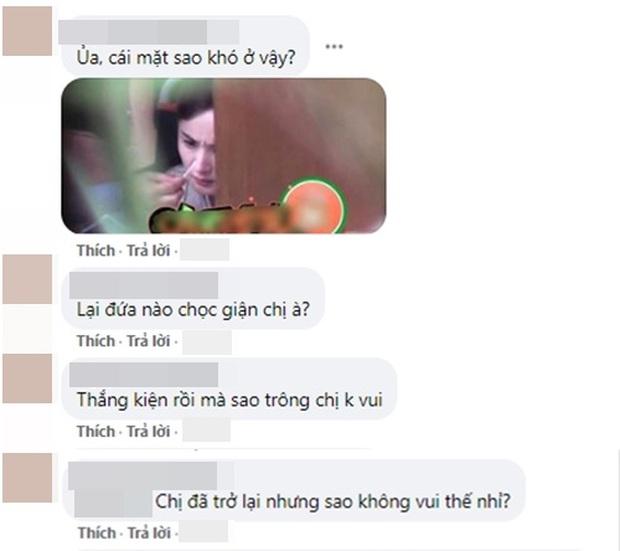Dương Mịch cau có khó chịu ở hậu trường, netizen cà khịa: Ủa mới thắng kiện mà chị ơi! - Ảnh 8.