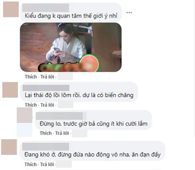 Dương Mịch cau có khó chịu ở hậu trường, netizen cà khịa: Ủa mới thắng kiện mà chị ơi! - Ảnh 9.