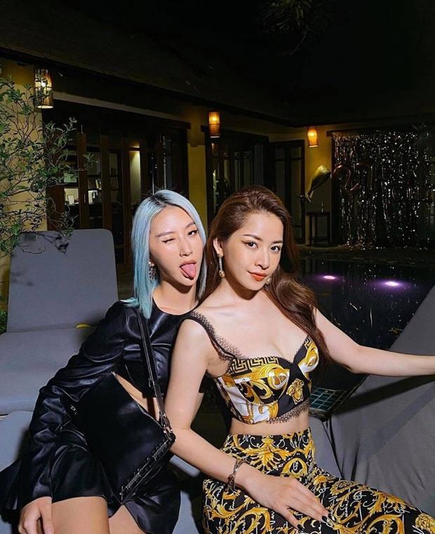 Nghĩ mà tiếc: Trước nghi vấn cung đàn vỡ đôi, Chi Pu và Quỳnh Anh Shyn từng thân thiết đến độ mặc chung đồ của nhau - Ảnh 1.