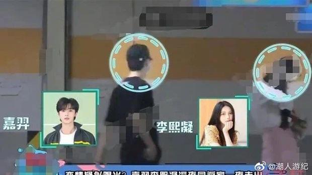 Rộ ảnh bạn trai cũ Khổng Tuyết Nhi (THE9) thập thò hẹn hò qua đêm với học trò bị chê bai nhiều nhất của Lisa trong TXCB - Ảnh 1.
