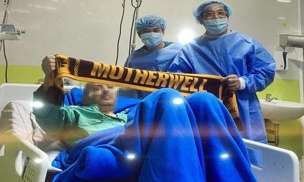 Bệnh nhân 91 kết thúc hành trình cam go, đã có thể xuất viện - Ảnh 1.