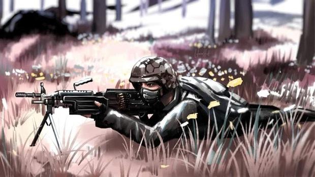 Tìm hiểu mọi thứ cần biết về M249 - Khẩu súng quái dị của PUBG Mobile - Ảnh 3.