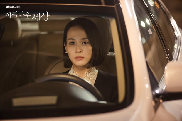 Hết bị lừa trong Parasite, nữ hoàng cảnh nóng Jo Yeo Jeong quyết định trả thù hội đàn ông ngoại tình trong phim mới - Ảnh 2.