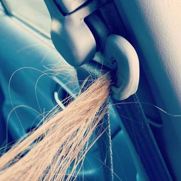 14 bức ảnh cho thấy nỗi khổ trời không thấu chỉ chị em phụ nữ tóc dài mới hiểu, đẹp lắm thì đau nhiều quả không sai mà! - Ảnh 11.