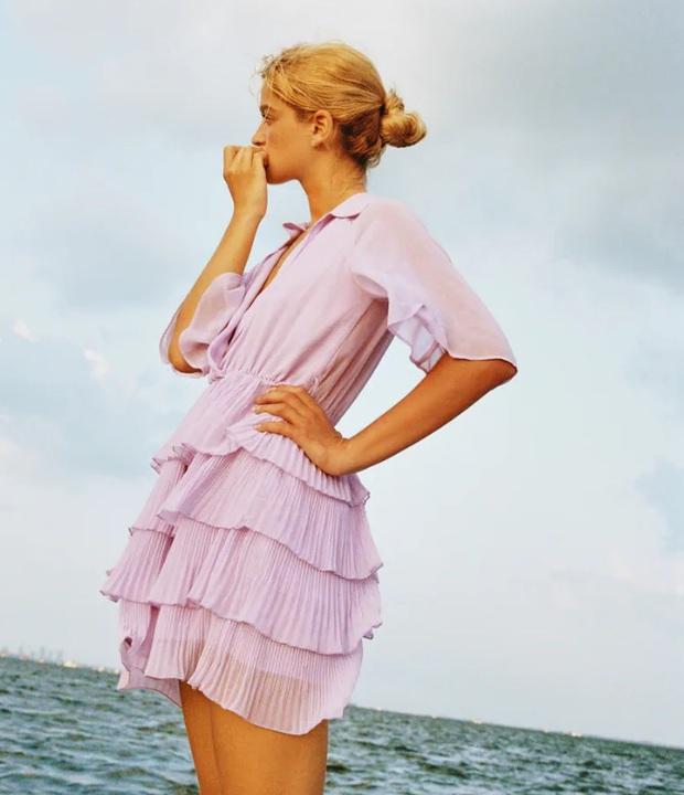 Uniqlo, Zara, Mango, H&M đồng loạt sale: Các chị em tranh thủ shopping ngay vì có món giảm sâu cực hời - Ảnh 13.