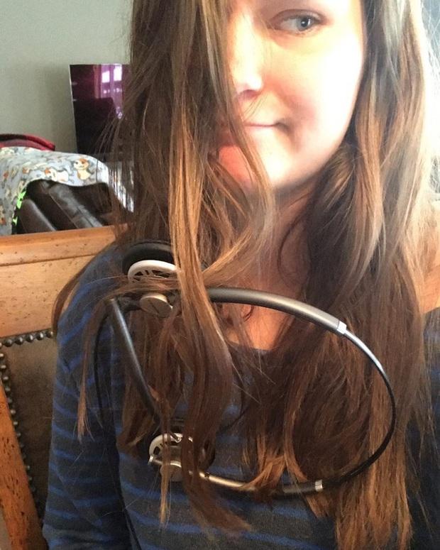 14 bức ảnh cho thấy nỗi khổ trời không thấu chỉ chị em phụ nữ tóc dài mới hiểu, đẹp lắm thì đau nhiều quả không sai mà! - Ảnh 14.