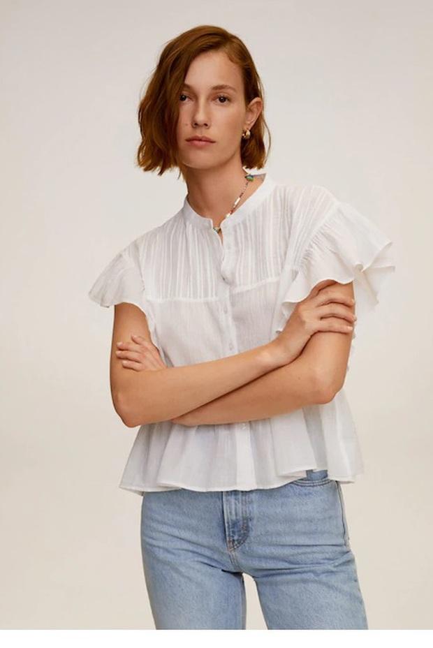 Uniqlo, Zara, Mango, H&M đồng loạt sale: Các chị em tranh thủ shopping ngay vì có món giảm sâu cực hời - Ảnh 17.