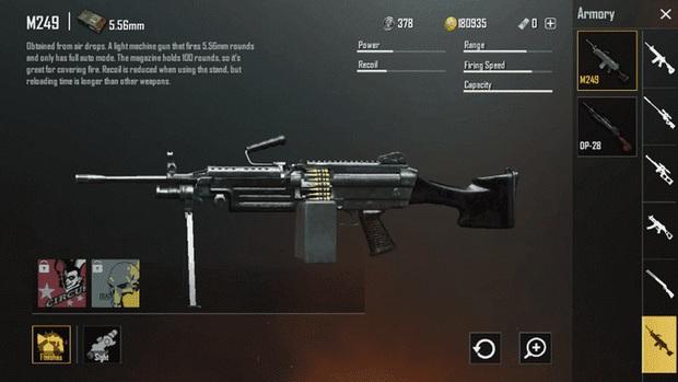 Tìm hiểu mọi thứ cần biết về M249 - Khẩu súng quái dị của PUBG Mobile - Ảnh 4.