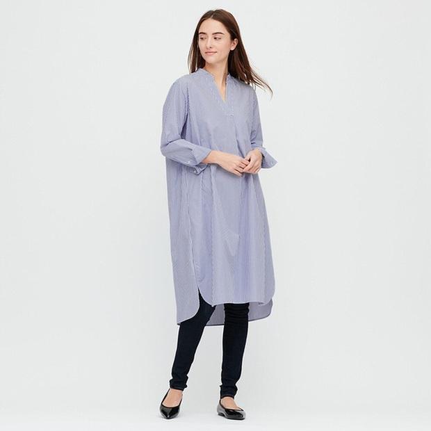 Uniqlo, Zara, Mango, H&M đồng loạt sale: Các chị em tranh thủ shopping ngay vì có món giảm sâu cực hời - Ảnh 4.