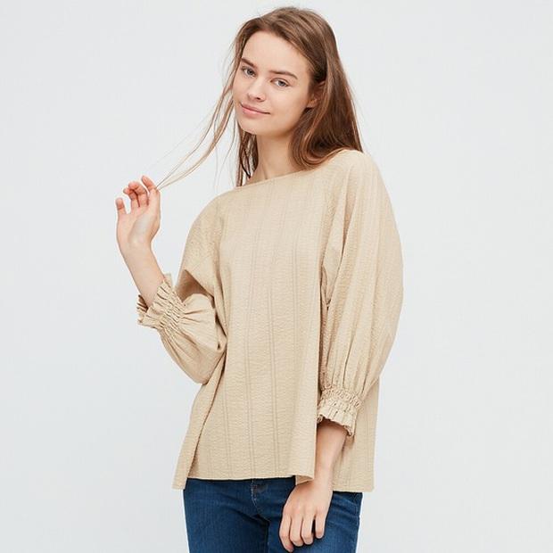 Uniqlo, Zara, Mango, H&M đồng loạt sale: Các chị em tranh thủ shopping ngay vì có món giảm sâu cực hời - Ảnh 6.