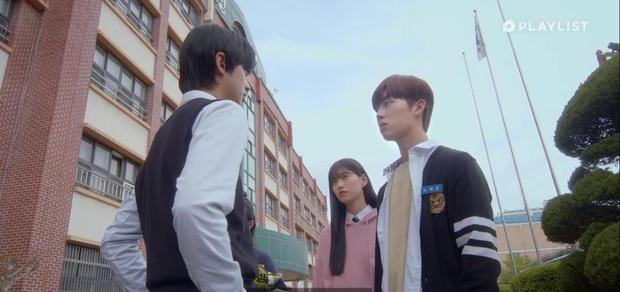 Ngôi sao Produce 101 hóa nam thần truyện tranh, vừa xuất hiện đã đòi hôn ngấu nghiến nữ chính - Ảnh 8.