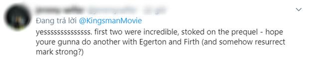 The Kings Man tung trailer đấm đá siêu ngầu, khán giả quốc tế hoang mang: Ra rạp làm sao giữa mùa dịch?  - Ảnh 9.