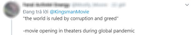 The Kings Man tung trailer đấm đá siêu ngầu, khán giả quốc tế hoang mang: Ra rạp làm sao giữa mùa dịch?  - Ảnh 6.