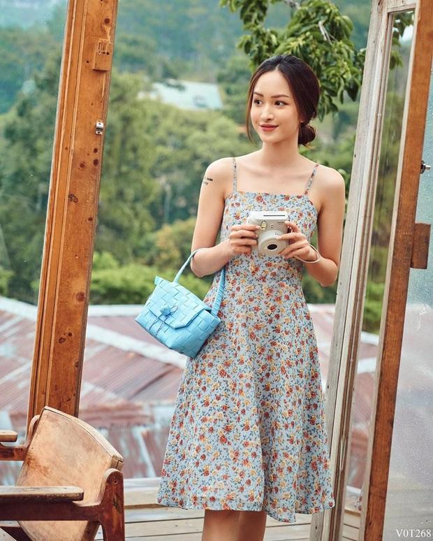 Váy hoa nhí năm nay toàn kiểu xinh quá mức quy định, xem xong 10 mẫu này là nàng nào cũng muốn quẩy ngay 1 em - Ảnh 7.