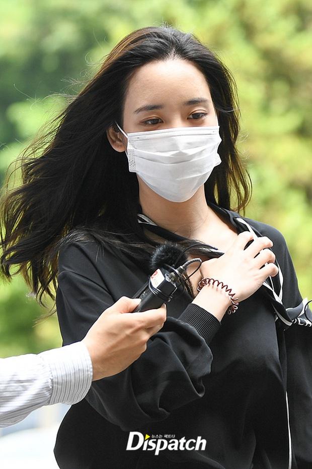 Tình cũ tù tội của T.O.P Han Seo Hee chính thức lộ diện tại Văn phòng công tố, tiết lộ thông tin động trời bị Yang Hyun Suk đe dọa - Ảnh 2.