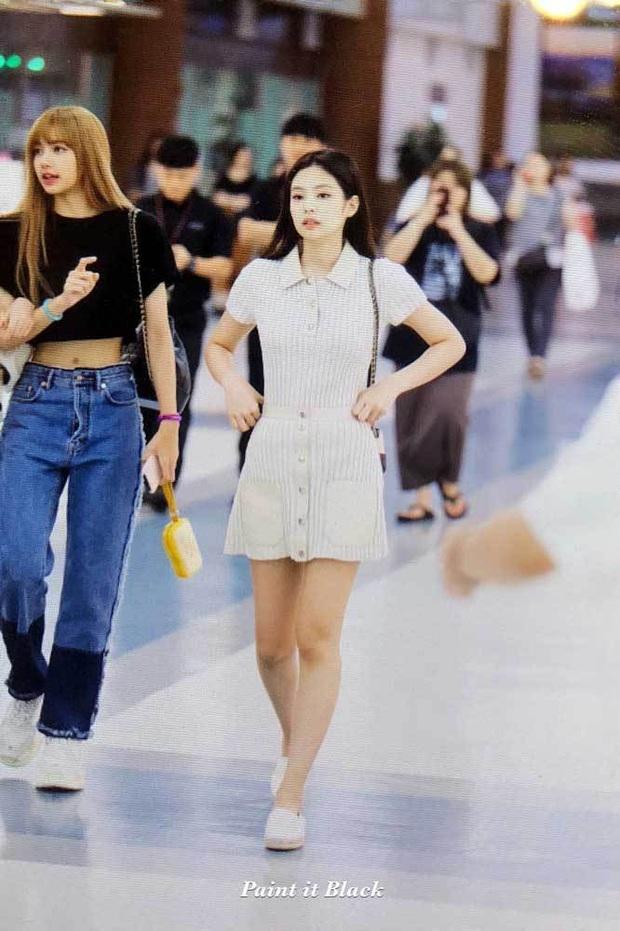 Từ sao nhí lột xác thành mỹ nhân, Kim Yoo Jung còn gây choáng khi sexy lấn át cả Jennie khi đụng hàng - Ảnh 4.