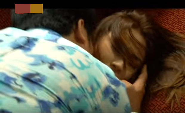 4 bố dượng trời hành ở phim Việt: Trùm phản diện Quỳnh Búp Bê chưa ám ảnh bằng Trung Dũng của Hải Đường Trong Gió - Ảnh 12.