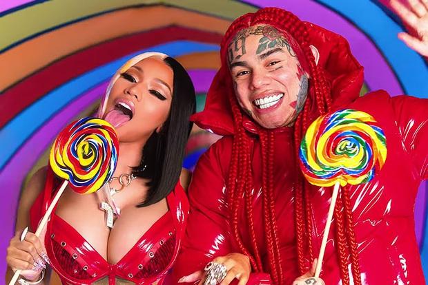 """Chờ cả thập kỷ mãi không được #1, nay chỉ 6 tuần mà Nicki Minaj đã """"bỏ túi"""" 2 hit chạm nóc Hot 100, viết nên kỷ lục hiếm ai làm được trong lịch sử làng rap - Ảnh 5."""