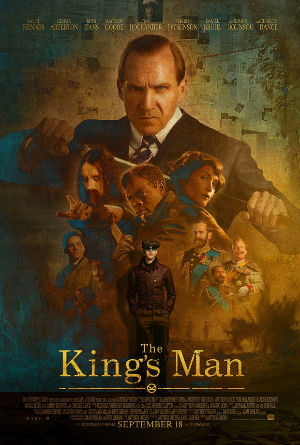 The Kings Man tung trailer đấm đá siêu ngầu, khán giả quốc tế hoang mang: Ra rạp làm sao giữa mùa dịch?  - Ảnh 18.