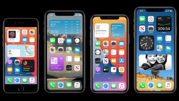 Đây là những thiết bị update được lên iOS 14 và iPadOS 14: Hỗ trợ cả iPhone 6s và iPad Air 2 - Ảnh 1.