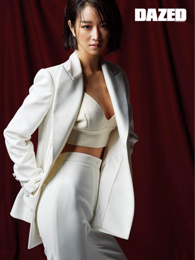 Dân tình đang cuồng body nữ chính hot hơn cả Kim Soo Hyun trong Điên thì có sao: Vòng 1 nóng hừng hực, chân so được cả với Lisa - Ảnh 8.