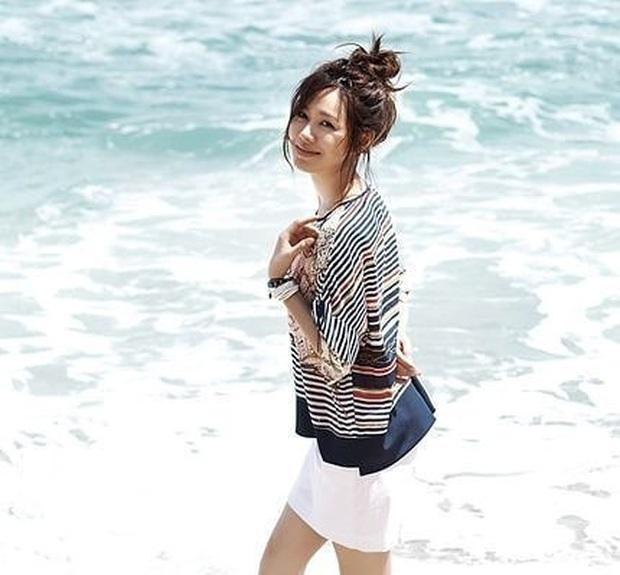Đào lại loạt ảnh cũ của Son Ye Jin: Từ thời makeup giản đơn, tóc tai sến súa nhan sắc đã đẹp đỉnh cao - Ảnh 4.