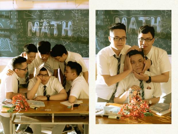 Bộ kỷ yếu màu nắng đẹp đỉnh cao của học sinh cuối cấp: Trong trẻo, đong đầy cảm xúc như tuổi học trò vậy - Ảnh 1.