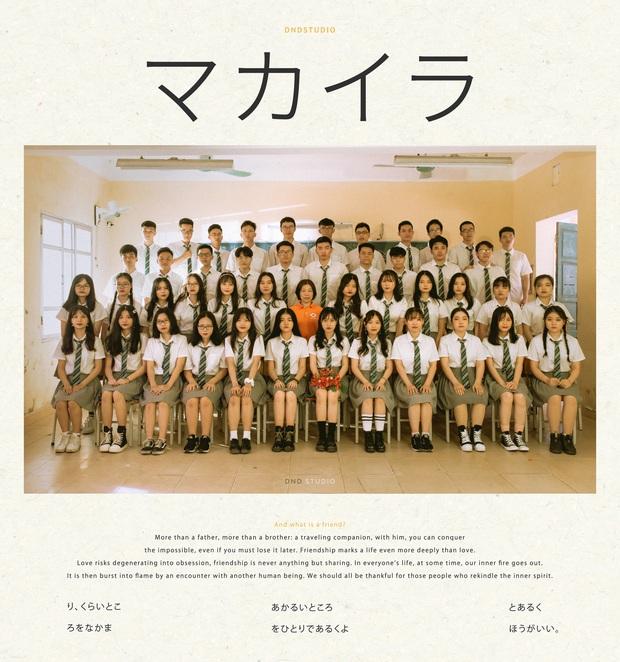 Bộ kỷ yếu màu nắng đẹp đỉnh cao của học sinh cuối cấp: Trong trẻo, đong đầy cảm xúc như tuổi học trò vậy - Ảnh 2.