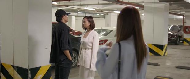 Tình Yêu và Tham Vọng tập 28 căng như phim hành động, Lã Thanh Huyền siêu ngầu vẫn để mất bồ trong tích tắc - Ảnh 3.