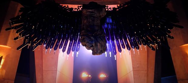 Ẩn ý trong teaser MV mới của BLACKPINK: Là phần 2 của Kill This Love, Jisoo hoá thân thành Nữ thần Công lý Themis, bức tượng có cánh bí ẩn là ai? - Ảnh 5.