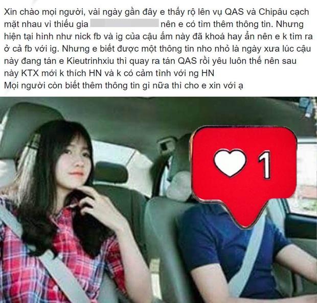 Kiều Trinh Xíu xác nhận chuyện tình cảm với thiếu gia Hà Thành được cho là bạn trai của Chi Pu và tình cũ Quỳnh Anh Shyn - Ảnh 2.