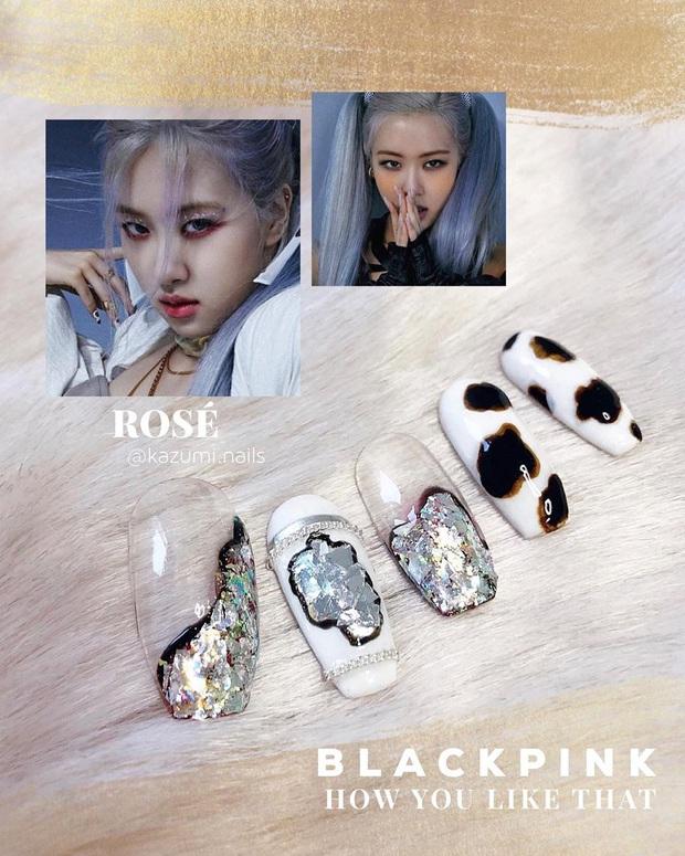 Quả là 4 thánh nữ tạo trend: Vừa rục rịch comeback, Black Pink đã khiến chị em rần rần makeup, làm nail theo - Ảnh 7.