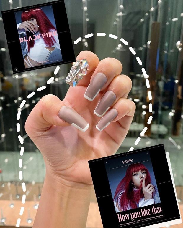 Quả là 4 thánh nữ tạo trend: Vừa rục rịch comeback, Black Pink đã khiến chị em rần rần makeup, làm nail theo - Ảnh 8.