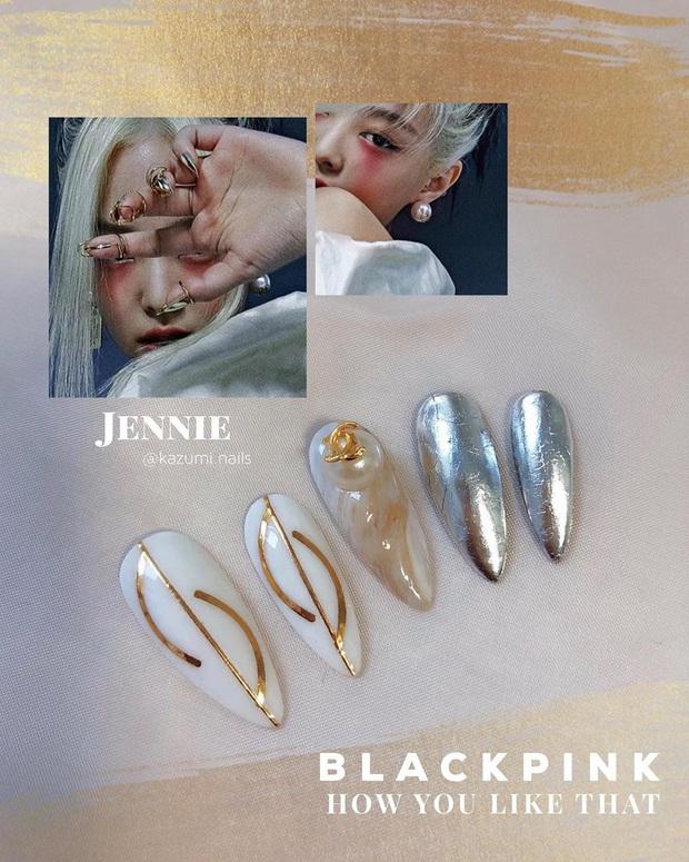 Quả là 4 thánh nữ tạo trend: Vừa rục rịch comeback, Black Pink đã khiến chị em rần rần makeup, làm nail theo - Ảnh 6.