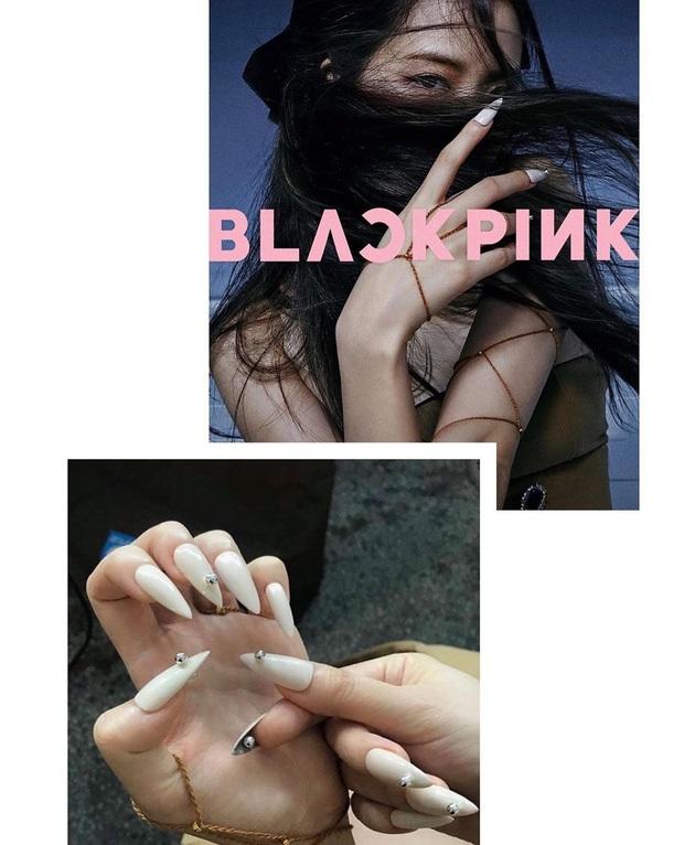 Quả là 4 thánh nữ tạo trend: Vừa rục rịch comeback, Black Pink đã khiến chị em rần rần makeup, làm nail theo - Ảnh 9.