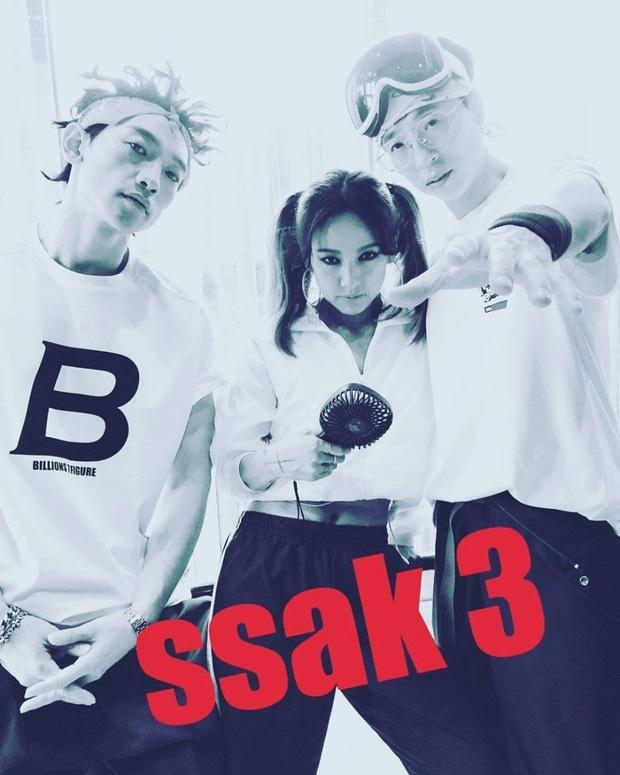 Tạm quên cơn bão BLACKPINK, bộ ba Bi Rain, Lee Hyori và Jaesuk vừa tung bộ ảnh debut căng đét, nhóm nhạc khủng long Kpop là đây chứ đâu! - Ảnh 7.