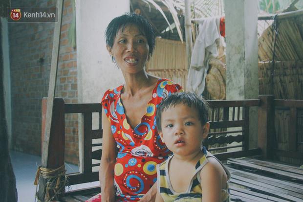 5 đứa trẻ đói ăn bên người mẹ khờ mang bụng bầu 7 tháng: Con không muốn mẹ sinh em nữa, nhà con nghèo lắm rồi - Ảnh 6.