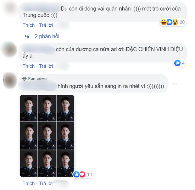 Netizen xuýt xoa trước 6 anh quân nhân điển trai Hoa Ngữ ở loạt phim sắp lên sóng: Hoàng Cảnh Du phù hợp nhất nhưng lại bị hắt hủi? - Ảnh 8.
