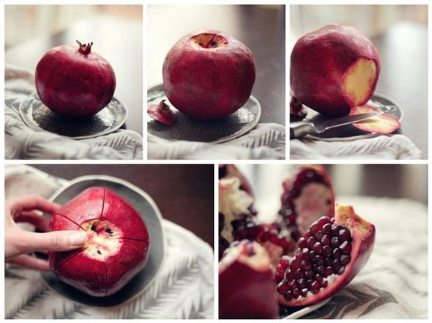 Loay hoay bấy lâu nay mà không biết đến những mẹo ăn trái cây cực tiện này: vừa không bẩn tay, lại không cần gọt vỏ luôn - Ảnh 7.