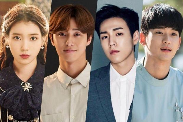 Cơ to như tài tử Kim Soo Hyun: Bộ 3 siêu sao IU, Park Seo Joon, Lee Hyun Woo kết hợp gửi quà đặc biệt đến phim trường - Ảnh 7.