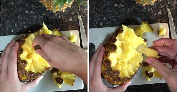 Loay hoay bấy lâu nay mà không biết đến những mẹo ăn trái cây cực tiện này: vừa không bẩn tay, lại không cần gọt vỏ luôn - Ảnh 13.