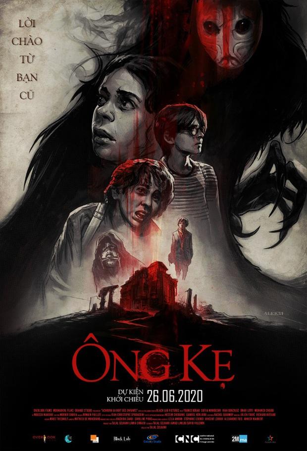 Mùa phim kinh dị mở màn bằng ác mộng tuổi thơ, Ông Kẹ đáng sợ của bao thế hệ bước lên màn ảnh rộng - Ảnh 1.