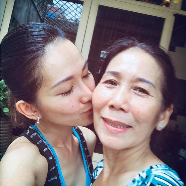 Mẹ ruột vừa qua đời, Kim Hiền đau đớn tận cùng khi không thể về chịu tang vì lý do bất khả kháng - Ảnh 4.