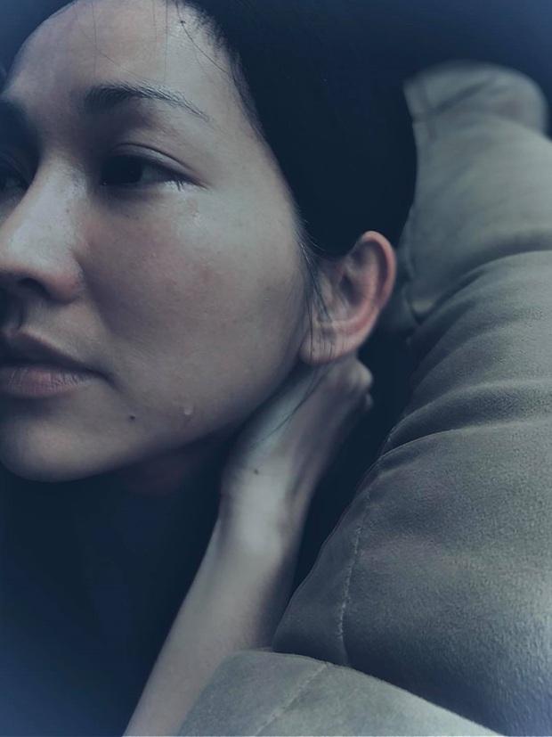 Mẹ ruột vừa qua đời, Kim Hiền đau đớn tận cùng khi không thể về chịu tang vì lý do bất khả kháng - Ảnh 6.