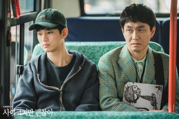 Điên Thì Có Sao: Màn tái xuất hạng kim cương siêu lạ của Kim Soo Hyun, nữ chính gây sốt đổ ngôi điên nữ trong nháy mắt - Ảnh 9.