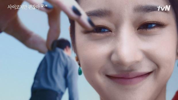 Điên Thì Có Sao: Màn tái xuất hạng kim cương siêu lạ của Kim Soo Hyun, nữ chính gây sốt đổ ngôi điên nữ trong nháy mắt - Ảnh 3.