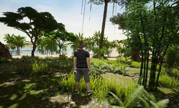 Xuất hiện game sinh tồn trên đảo hoang do năm sinh viên Đại học Hutech tự mình phát triển - Ảnh 2.